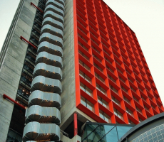 Bilde av hotellet NH Collection Barcelona Tower (ex Hesperia Towers) - nummer 1 av 15